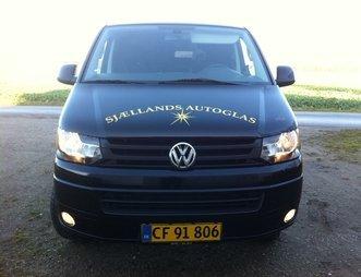 Sjællands Autoglas firmabil